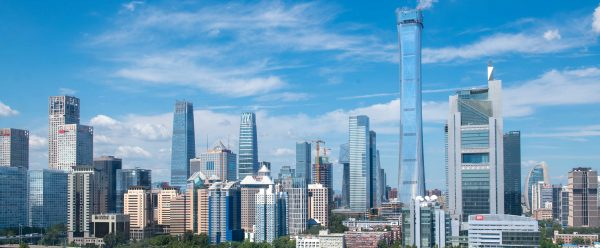 Beijing CBD: practices and regional experience during the health crisis